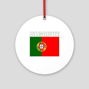 Algarve, Portugal Ornament (Round)
