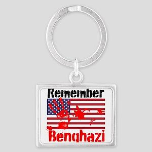 Remember Benghazi Keychains