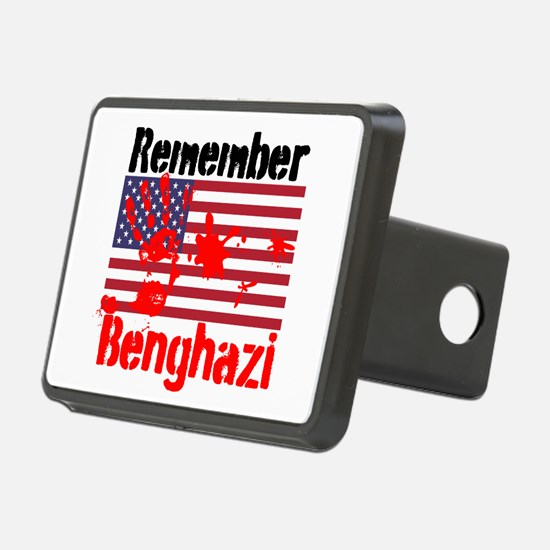 Remember Benghazi Hitch Cover