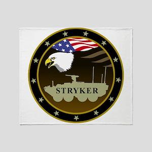 Stryker Throw Blanket