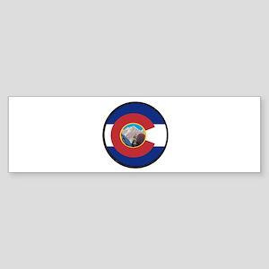 COLORADO SPLENDOR Bumper Sticker