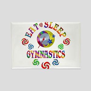 Eat Sleep Gymnastics Magnets