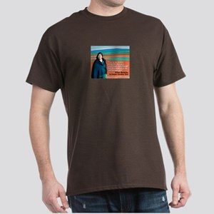 Wilma Mankiller Dark T-Shirt