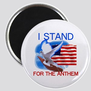 Dove I Stand Anthem Magnets