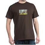 Greetings from Minnesota Dark T-Shirt