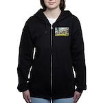 Greetings from Minnesota Women's Zip Hoodie