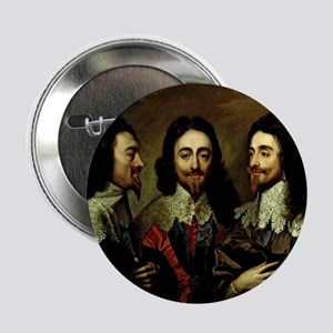 """Charles I 2.25"""" Button"""