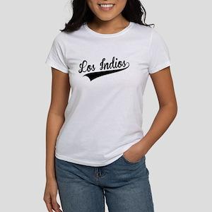 Los Indios, Retro, T-Shirt