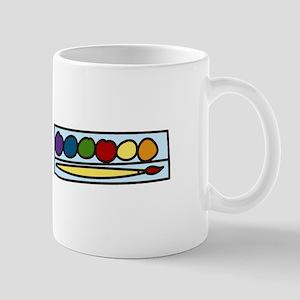 Paint Set Mugs