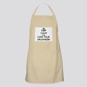 Keep Calm and Love your Organizer Apron