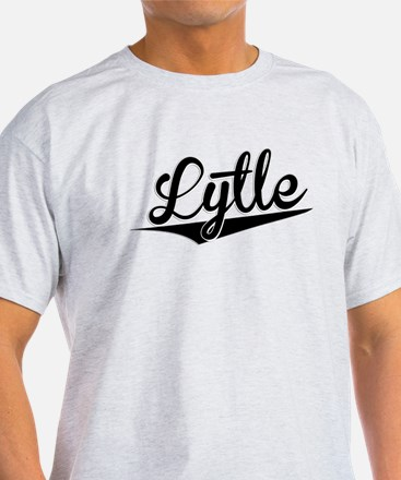 Lytle, Retro, T-Shirt