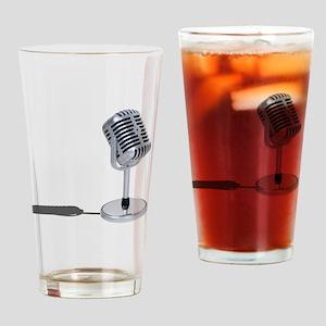 PillMicrophone042211 Drinking Glass