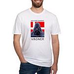 Holger Danske Vågner Fitted T-Shirt