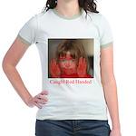 Caught Red Handed Jr. Ringer T-Shirt