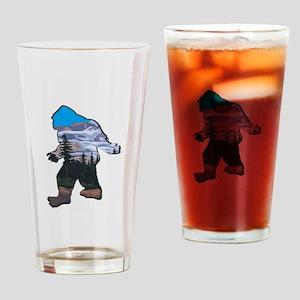 BIG STEPS Drinking Glass
