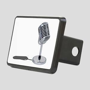 PillMicrophone042211 Rectangular Hitch Cover