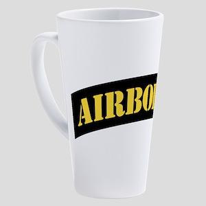 US Army Airborne 17 oz Latte Mug