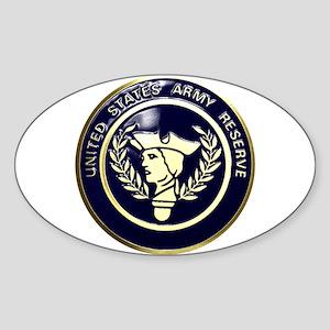 USA Reserve Logo Sticker (Oval)