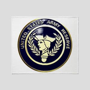 USA Reserve Logo Throw Blanket