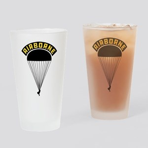US Army Airborne Drinking Glass