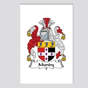 Mundy Postcards (Package of 8)