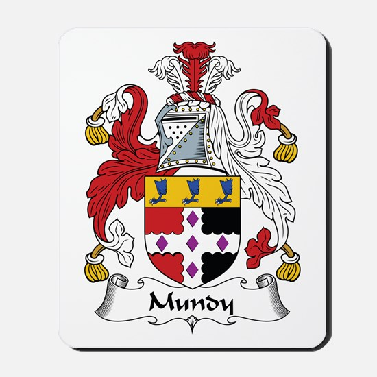 Mundy Mousepad