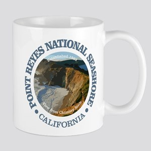 Point Reyes NS Mugs