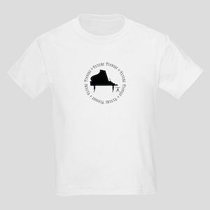Future Pianist Kids Light T-Shirt