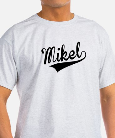 Mikel, Retro, T-Shirt