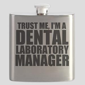 Trust Me, I'm A Dental Laboratory Manager Flas