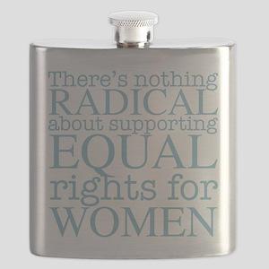 Radical Women Flask