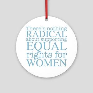 Radical Women Ornament (Round)