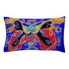 wingsoflove Pillow Case