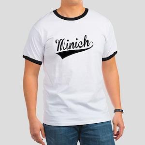 Minich, Retro, T-Shirt