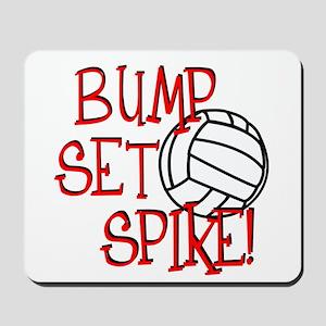 Bump, Set, Spike Mousepad