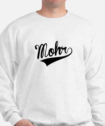 Mohr, Retro, Sweatshirt
