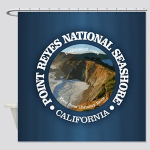 Point Reyes NS Shower Curtain