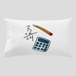 Math Calculator Pillow Case
