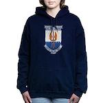 USS COOK Women's Hooded Sweatshirt