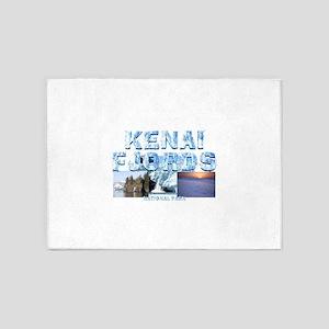 ABH Kenai Fjords 5'x7'Area Rug