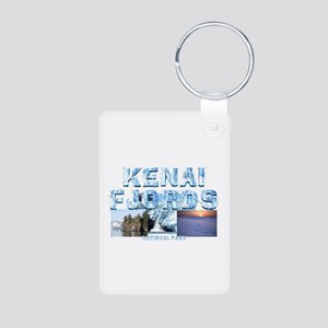 ABH Kenai Fjords Aluminum Photo Keychain