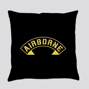 US Army Airborne Everyday Pillow