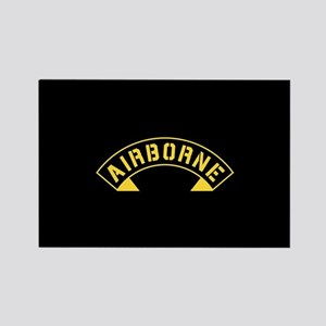 US Army Airborne Rectangle Magnet