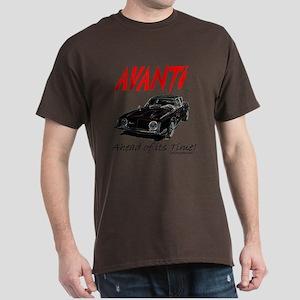 Avanti-Ahead of its Time- Dark T-Shirt