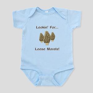Loose Morels Infant Bodysuit