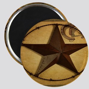 barn wood texas star western fashion Magnets