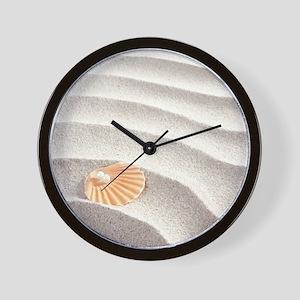 Caribbean Pearl Wall Clock