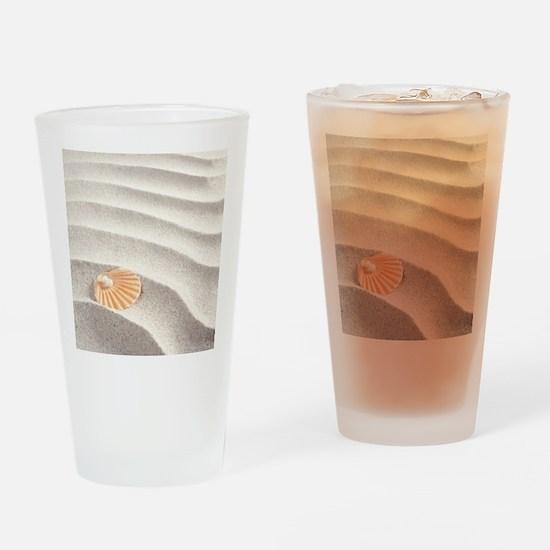 Caribbean Pearl Drinking Glass