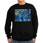 Snow Flowers Sweatshirt