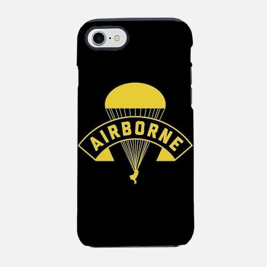 US Army Airborne iPhone 7 Tough Case